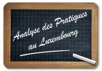 Analyse des pratiques luxembourg
