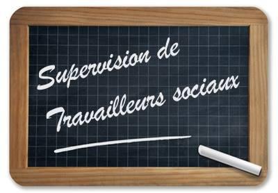supervision de travailleurs sociaux