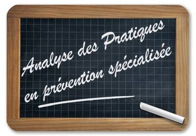 PRÉVENTION SPECIALISEE
