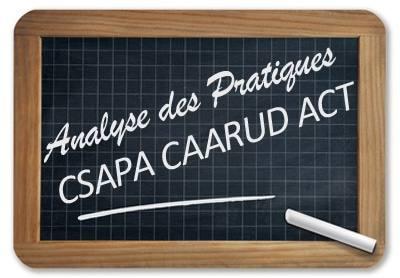 CSAPA CAARUD ACT